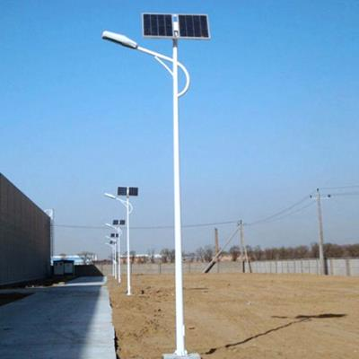 80W, 90W 100W Solar Powered Street Lights
