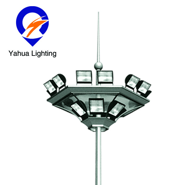 20m-35m High Mast Lighting