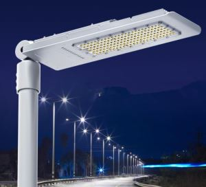 40w 50w 60w street light with pole for public residential lighting