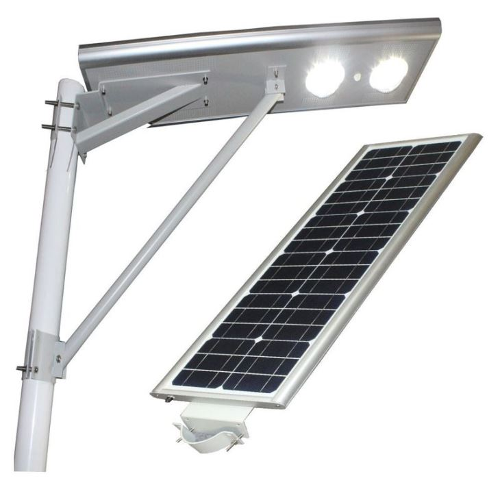 Outdoor Integrated Solar Led Street Light With Motion