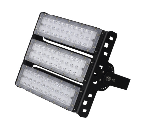 Multifunction IP65 modular LED Flood lamp for building and sportfield 90W-300W