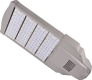 CE ROHS IP65 approved aluminum housing outdoor LED street lighting