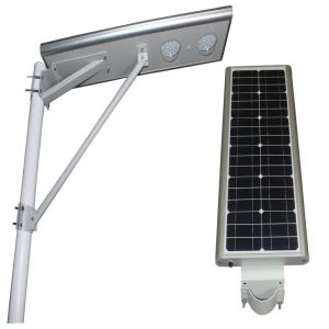 12V All in one integrated solar street lamp for garden school farm solar lights
