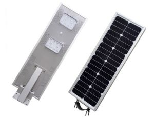 12V All in one solar street light mot...