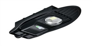 60w IP65 Waterproof Integrated Solar LED Street Light 6000 Lumens
